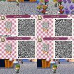 QR Code Tobidase Animal Cross Mon motif au sol Tobimori ...