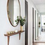 Quel miroir d' entrée choisir pour son intérieur - jolies idées en photos? - Archzine.fr