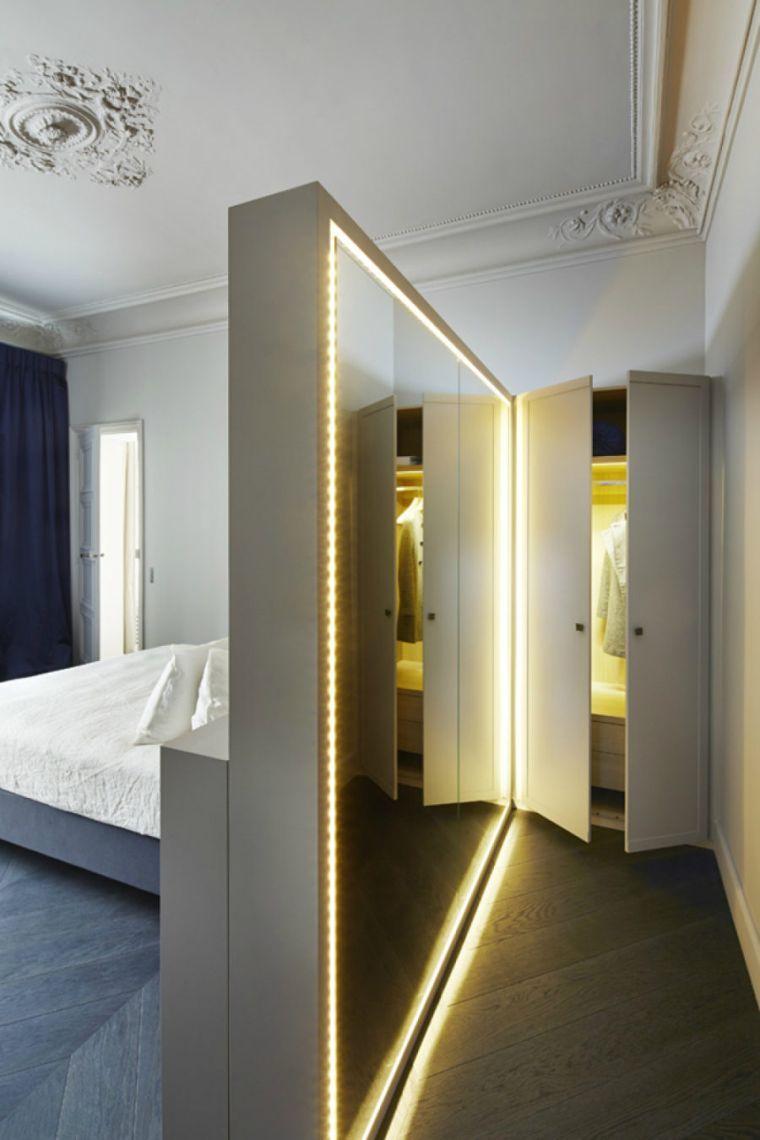 Quel miroir dans une chambre adulte contemporaine? – Nouveau décor