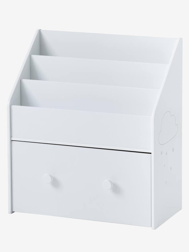 Rangement livres LIGNE RÊVE gris – Vertbaudet