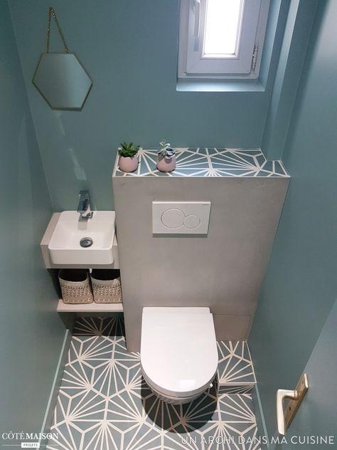 Rénovation d'un appartement à Paris 16, Un Archi dans ma cuisine – Côté … – #Archi