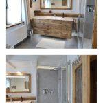 Rénovation réussie de la salle de bain avec douche Artweger TWISTLINE, panneaux muraux ART ...