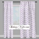 Rideau design motifs Toile de jouy #Tissu#toile#de#jouy#au#mètre#motif#imprimé...