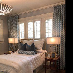 Rideaux à plis faits sur commande de Pinch, rideaux à oeillet, draperies à plis de pincement,…