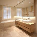Salle de bain et salle de bain moderne de dr. schmitz-riol entreprise de planification mbh moderne