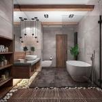Salle de bain theme nature : 20 idées waouh !