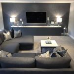 Salon élégant et élégant #living #room #sleek #stylish