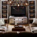 Sectionnels pour petits salons - Sectionnel en cuir en forme de U - #leather #livin ...