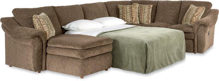 Sofa sectionnel Lovely Sleeper avec chaise longue …- Schönen Sleeper Sectiona…