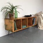 Sonor Armoire / Table tournante / Plateau vinyle / vinyle Mid-Century ... - Décoration à faire soi-même
