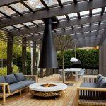 Superbes idées de design pour les pergolas extérieures