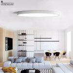 Surface moderne de cuisine de chambre à coucher de montage de lampe moderne de plafonnier mené