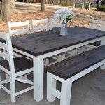 Table de ferme classique