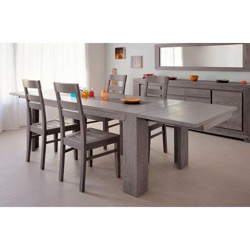 Table de salle à manger extensible Titan