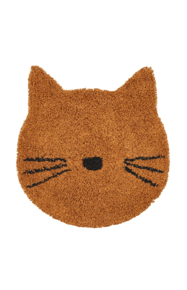 Tapis Bobby Liewood – Chat Moutarde