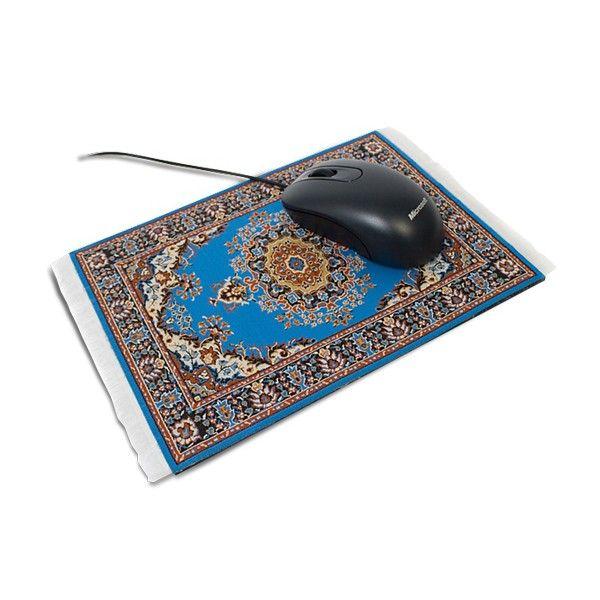 Tapis de souris en forme de tapis