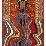 Tapis traditionnels détournés par Faig Ahmed,  #Ahmed #détournés #Faig #par #tapis #tradition...