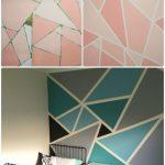 Techniques de peinture murale à motifs bricolage [Picture Instructions]