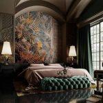 Tendances de conception de chambre à coucher 2019 - idées de chambre à coucher principale, une des ...