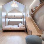 Tête de lit en bois: 60 astuces et modèles inspirants - Nouveaux styles de décoration