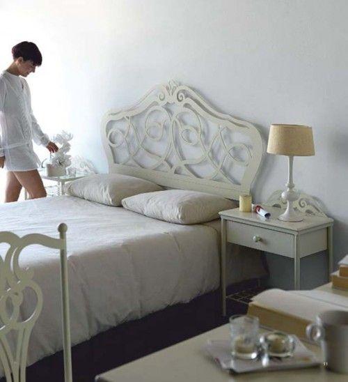 Têtes de lit de design en métal ANNECY. Décoration Beltran, vente en ligne de…
