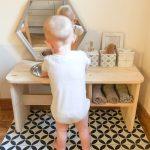 Toilette Montessori