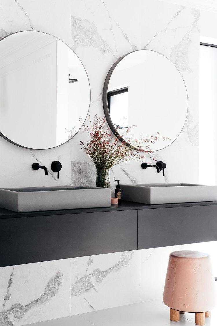 Top 5 des tendances de la salle de bain pour 2017