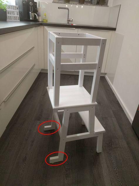 Tour d'apprentissage – Ikea Hack