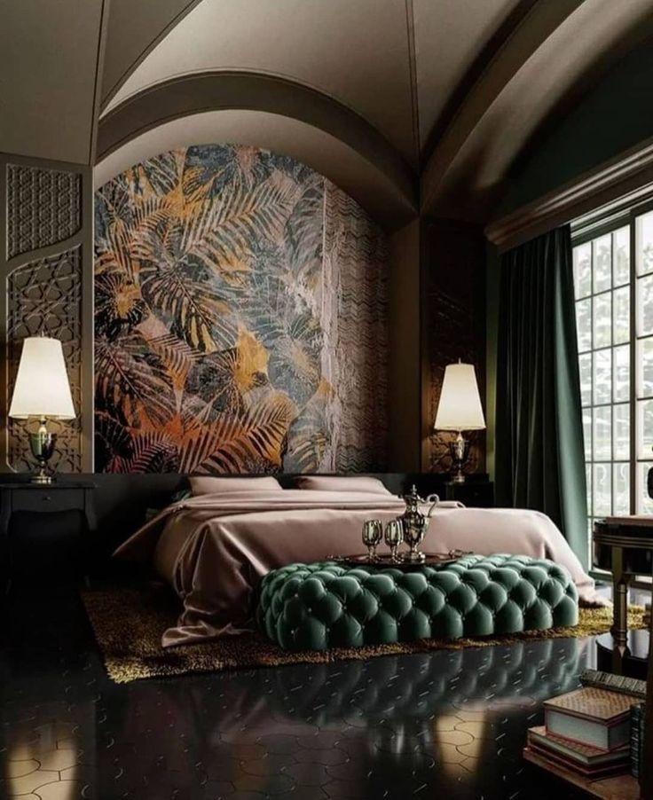 Traits de design de chambre 2019 – concepts pour le concept de lit – idées de chambre5   Idées de chambre