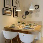 Transformez votre petite salle à manger au centre de votre maison avec ces ...