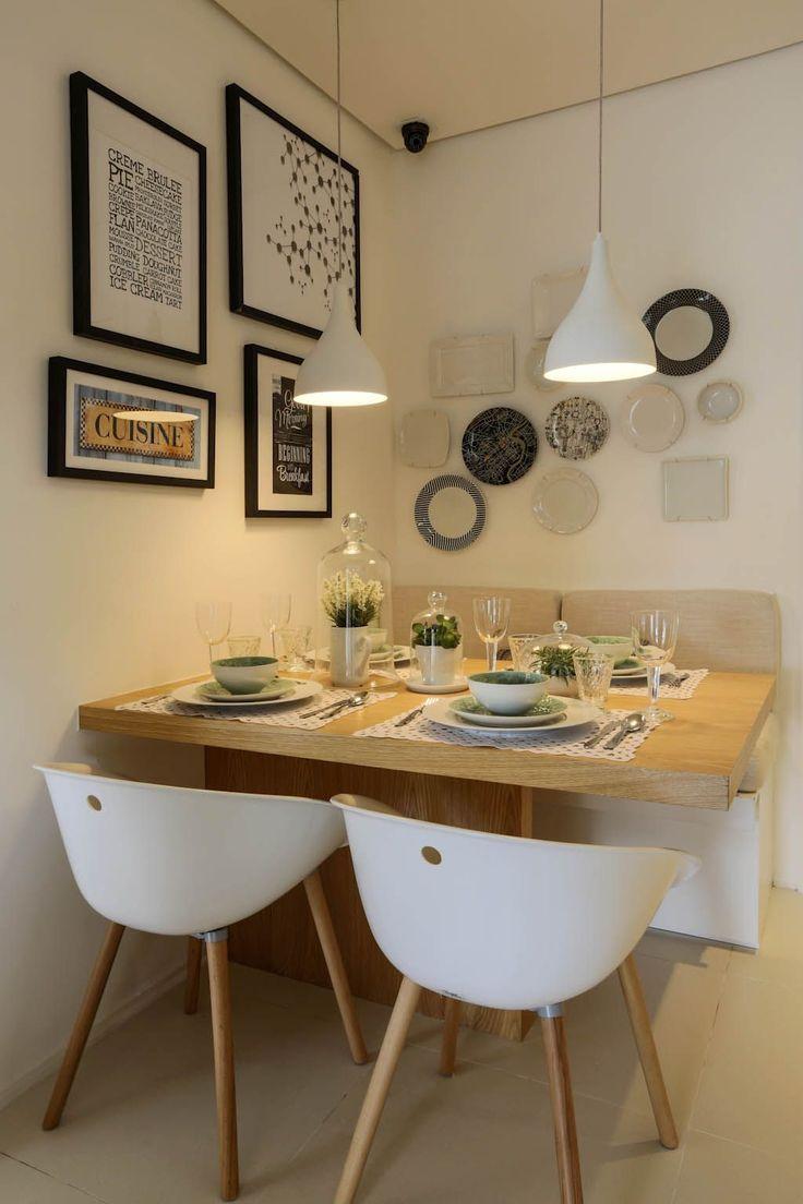 Transformez votre petite salle à manger au centre de votre maison avec ces …