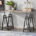 Trent Austin Design Woodley Bureau debout à hauteur réglable | Wayfair