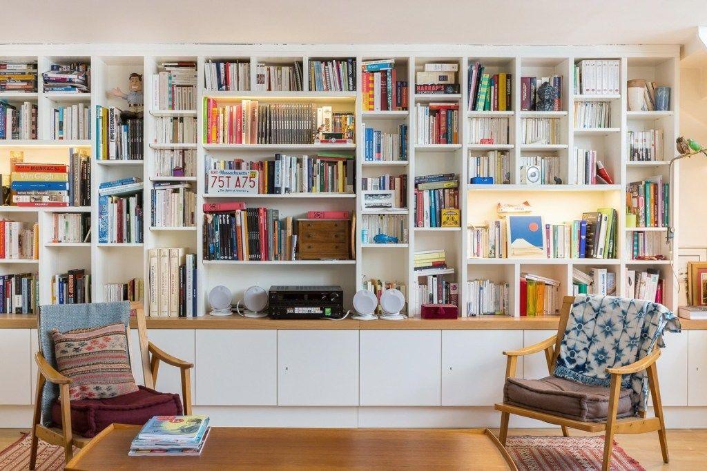 Un atelier d'artiste rénové par des architectes