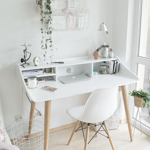 Un bureau à la maison pour se sentir bien – Conçu avec le souci du détail, il laisse les idées bouger