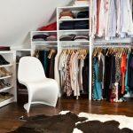 Un dressing - des idées créatives pour une utilisation efficace de la v ...