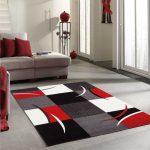 Unamourdetapis - Tapis de Salon tapis Moderne Design - BC LINE - Polypropylène Belgique 60 x 110 cm