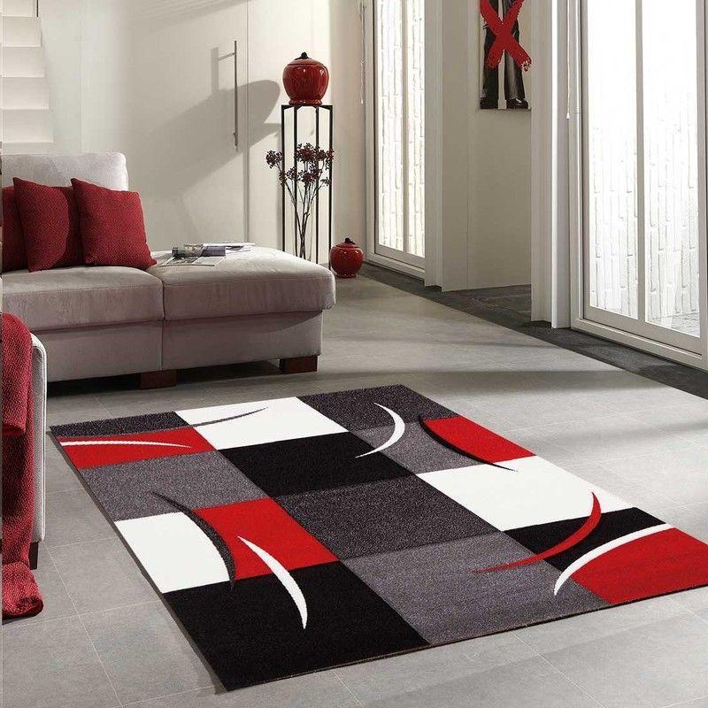Unamourdetapis – Tapis de Salon tapis Moderne Design – BC LINE – Polypropylène Belgique 60 x 110 cm