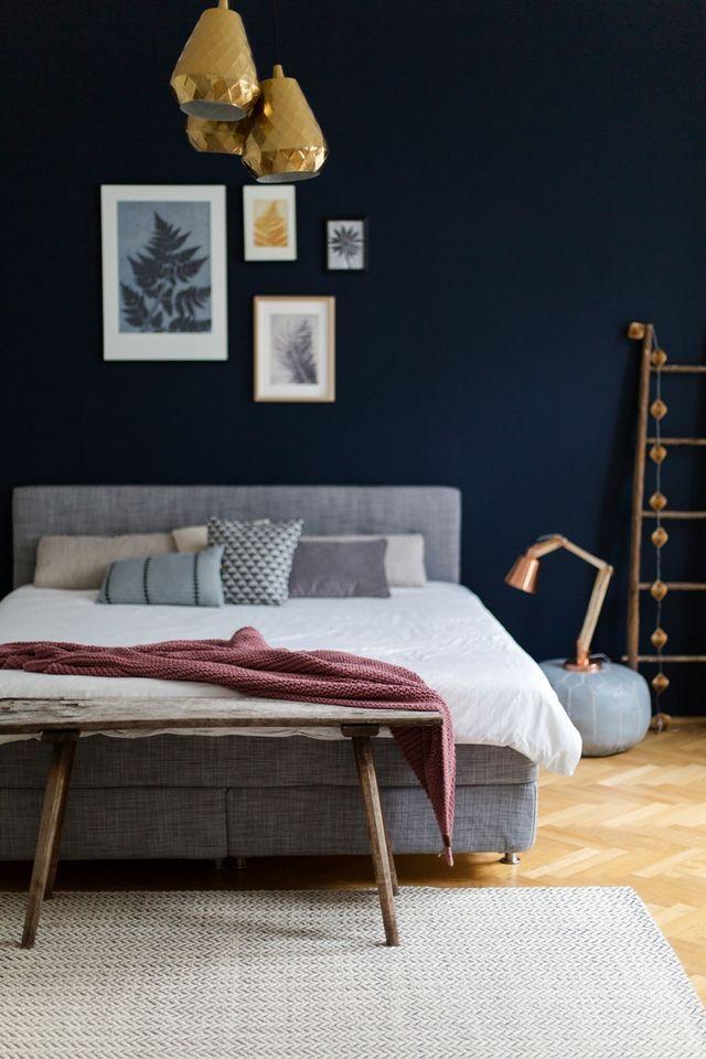 Une nouvelle chambre à coucher résidentielle (sens de la vie viennoise)