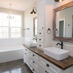 Vanité de salle de bain / vanité / vanité en bois