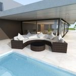 Wallingford Garden 2 Piece Sectional Seating Group with Cushions