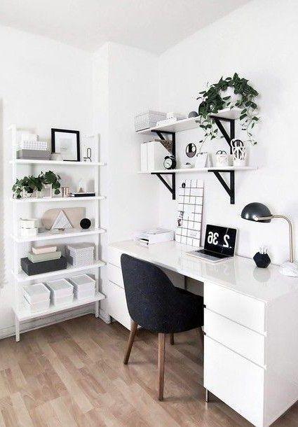 Wohnaccessoire: tumblr Stuhl Heimbüro Wohnkultur Tischlampe Pflanzen minimalistisch – Pinterest : HomeDecorGiftss