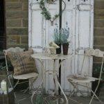 Wow, amour et décoration de jardin confortable ...