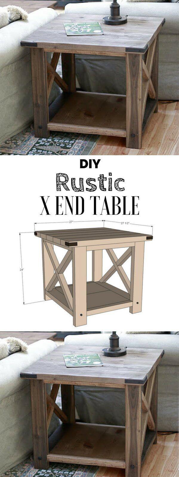 X + End + Marks + The + Spot + DIY + Table