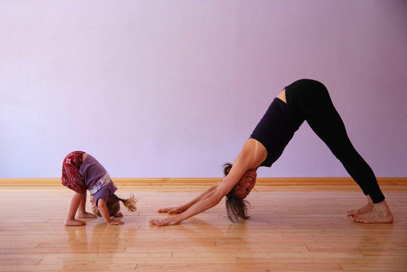 Yoga pour les enfants : comment apaiser les tout-petits