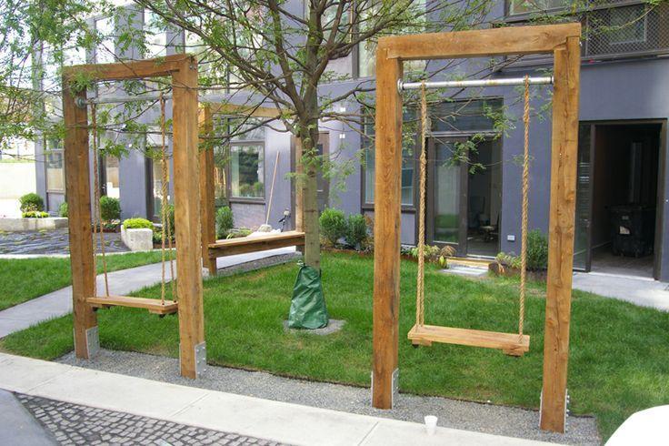 balançoires individuelles – #Free #porches #single #standing #Swings