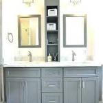 chic master bath double vanity - Recherche Google