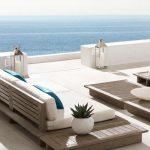 idées d'ameublement de terrasse moderne sud flair sérénité beau ...