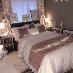 idées de chambre mignonnes; idées de chambre confortables; dessins de chambre rose; Chambre pour les filles