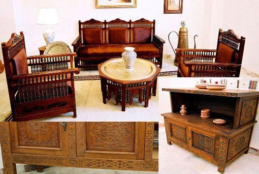 meubles-traditionnels – Consulat Général d'Algérie à Paris
