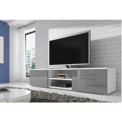 now de hülsta Tv-lowboard now easy   white   Dimensions (cm): L: 128 H: 45 D: 45 Commodes et buffets> Lo